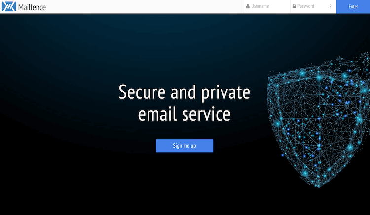 Mailfence Email Service Official Website