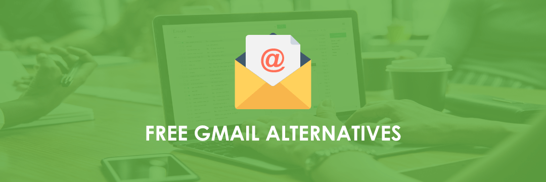 Free Gmail Alternatives
