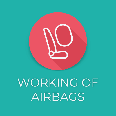 Working Principle of Airbags in Cars